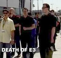 Adam is the Death of E3.